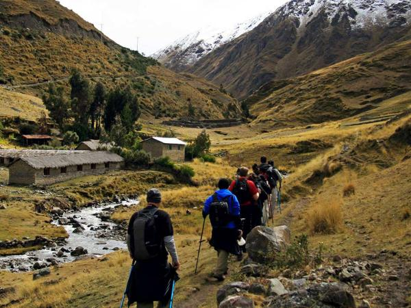 Alternative treks to know Choquequirao, Machu Picchu, Salkantay, Ausangate