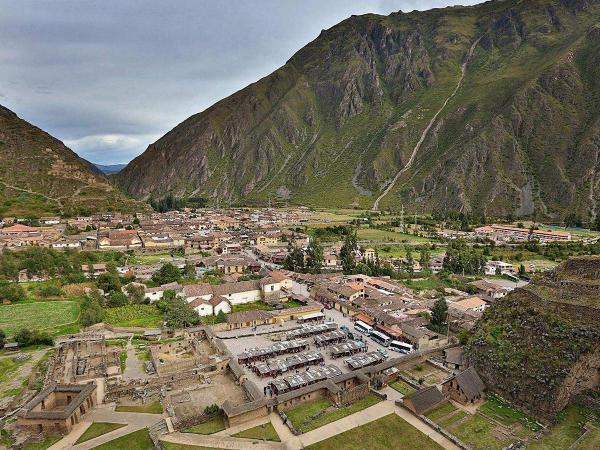 Amazing article about Ollantaytambo and its different codes inside of the last living inca city