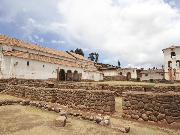 Chinchero:The beginning to many worlds and to the sacred valley of the incas
