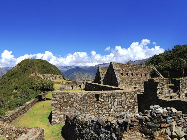 Choquequirao trek will be renovated for tourism