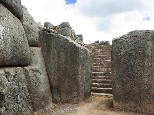 City Tour: The inca Baths of Tambomachay in Cusco