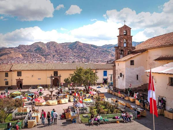 Come to Cusco city and make tourism in the historic neighborhood of San Blas