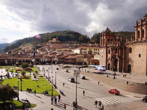 Cusco among the most beautiful cities of America