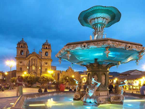 Cusco as an upmarket place for to make tourism