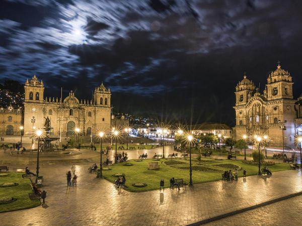 Cusco is favored by Chinese tourists