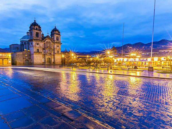 Cusco is the city most photographed in Google