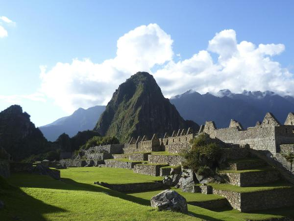 From Cusco airport to Machu Picchu