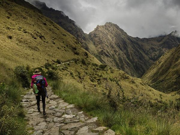 Inca Trail: living the past