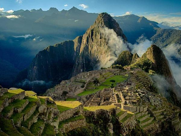 July 7 is a day for historic sanctuary of Machu Picchu