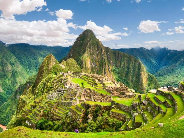 Machu Picchu: A video from National Geographic
