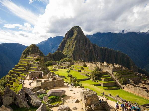 Machu Picchu Mountain closed during the month of April