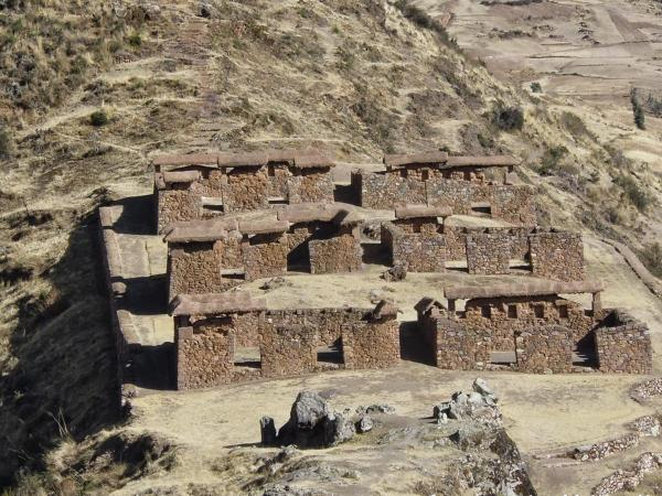 Machupitumarca: the archaeological complex into the Ausangate trek