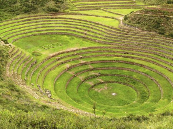 Moray: New roads to make tourism in Cusco
