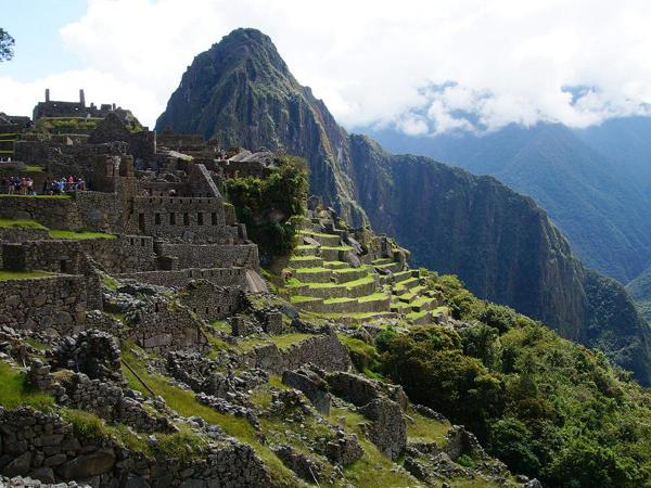 Mysterious documentary in video about Inca Empire in Machu Picchu
