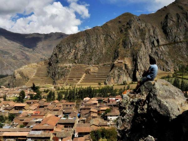 Ollantaytambo a great place to stay and visit