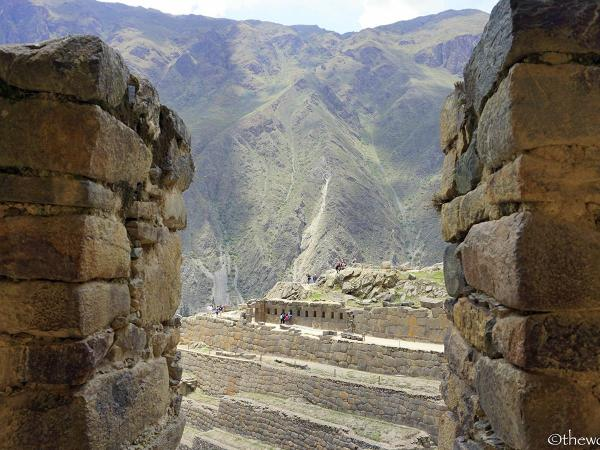 Ollantaytambo: A little history of this inca living city