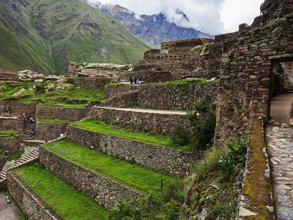 Ollantaytambo: Great fortress with perfection