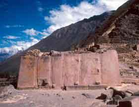 Ollantaytambo: The Last living inca city