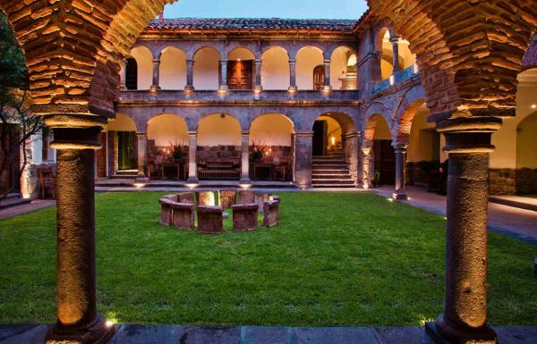 Day 1: Pick from Airport - Transfer to accommodation - City Tour - Night in Cusco