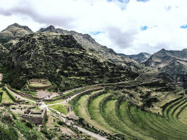 Pisaq: A wonderful place in the Sacred Valley of Cusco
