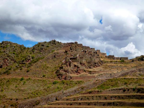 Pisaq Tour from Ollantaytambo 5h