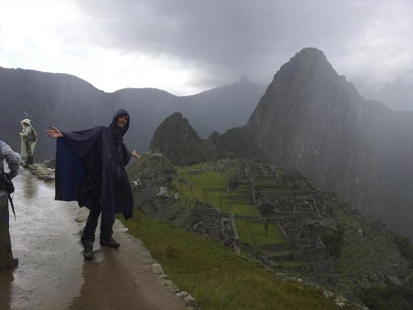 Rainy season tips for visit Machu Picchu