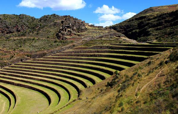 Day 1: Sacred Valley of the Incas - Night in Aguas Calientes