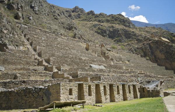 Day 4: Sacred Valley of the Incas -  Night in Ollantaytambo