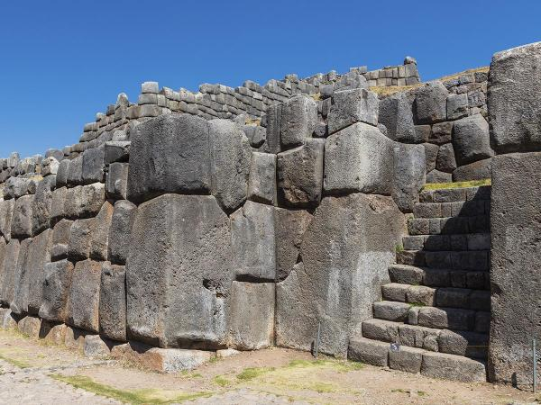 Sacsayhuaman: The stones of the religious Inca empire