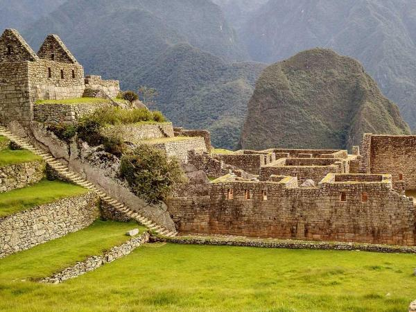The Inca places in Cusco