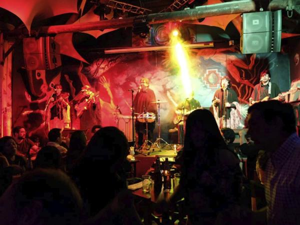 Ukukus: 26 years of music and art in Cusco downtown